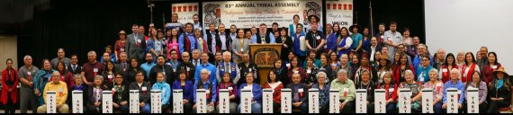 Tlingit & Haida 83rd Annual Tribal Assembly Delegates