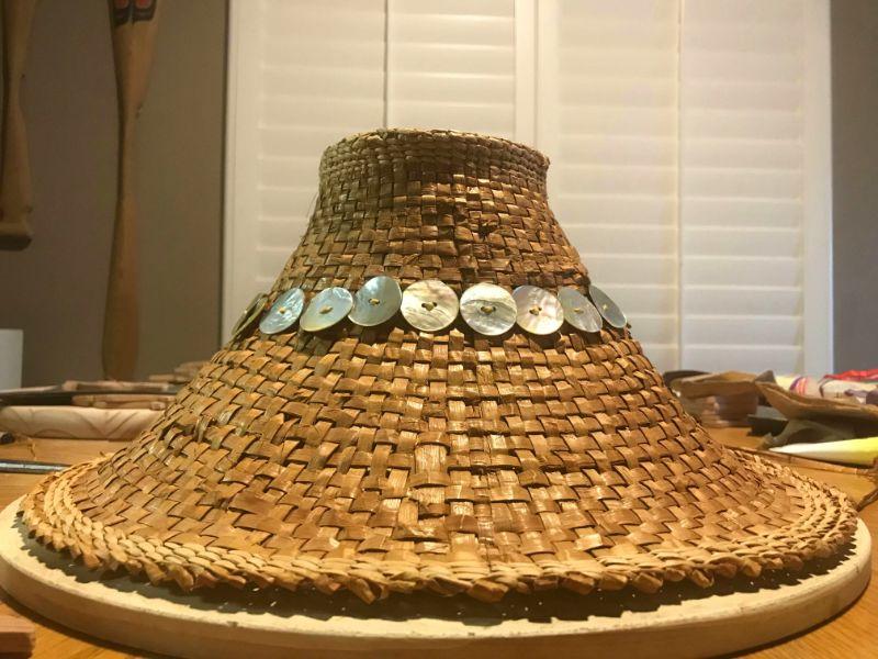 Carved Hat